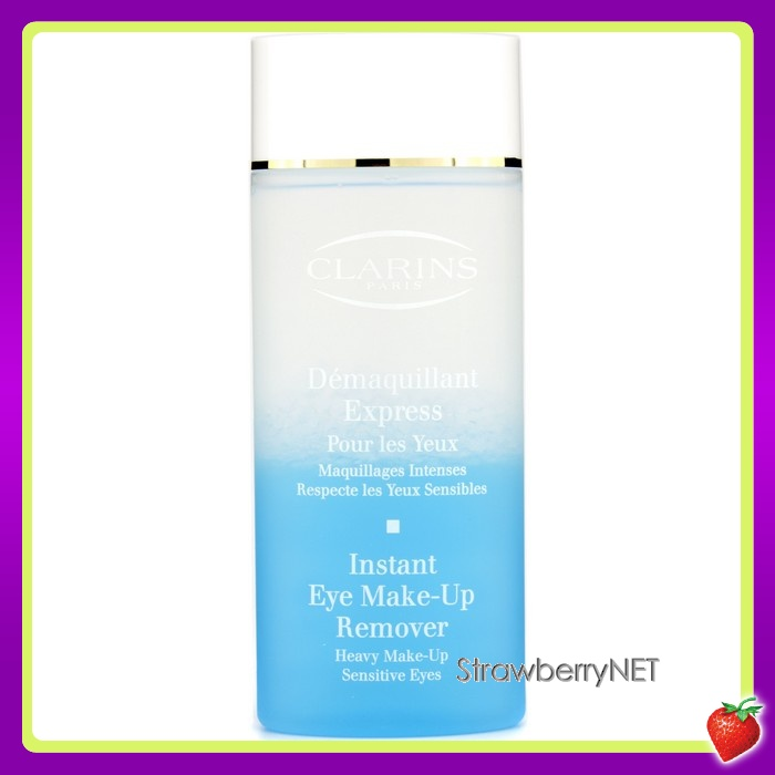 Clarins eye makeup remover