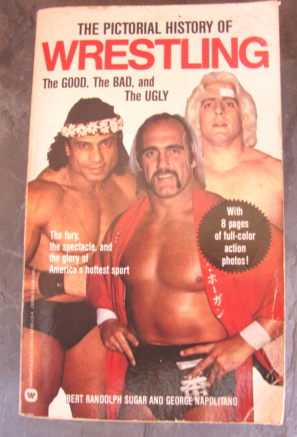 an analysis of the spectacle of wrestling Classic discussion of professional wrestling as a spectacle barthes shows that professional wrestling is completely unlike professional boxing.
