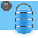 3 Layer Stainless Steel Thermal Bento...
