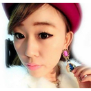 Fashionable Gem Studded Dangle Earrings