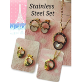 Stainless Steel Set 2