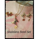 Stainless Steel Set 3
