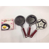 mini frying pan 3Pcs