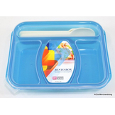 Transparent Bento or Lunch Box with U...