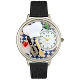 Chef Whimsical Themed Watch