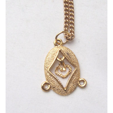 Abstract Pendant Fashion Necklace