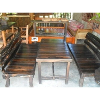 Home Living Furniture Tables Kamagong Sala Set With Center Table 021 Online