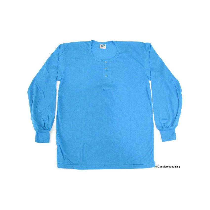 7b44ebc03ba Camisa De Chino - Long Sleeve Light Blue Large