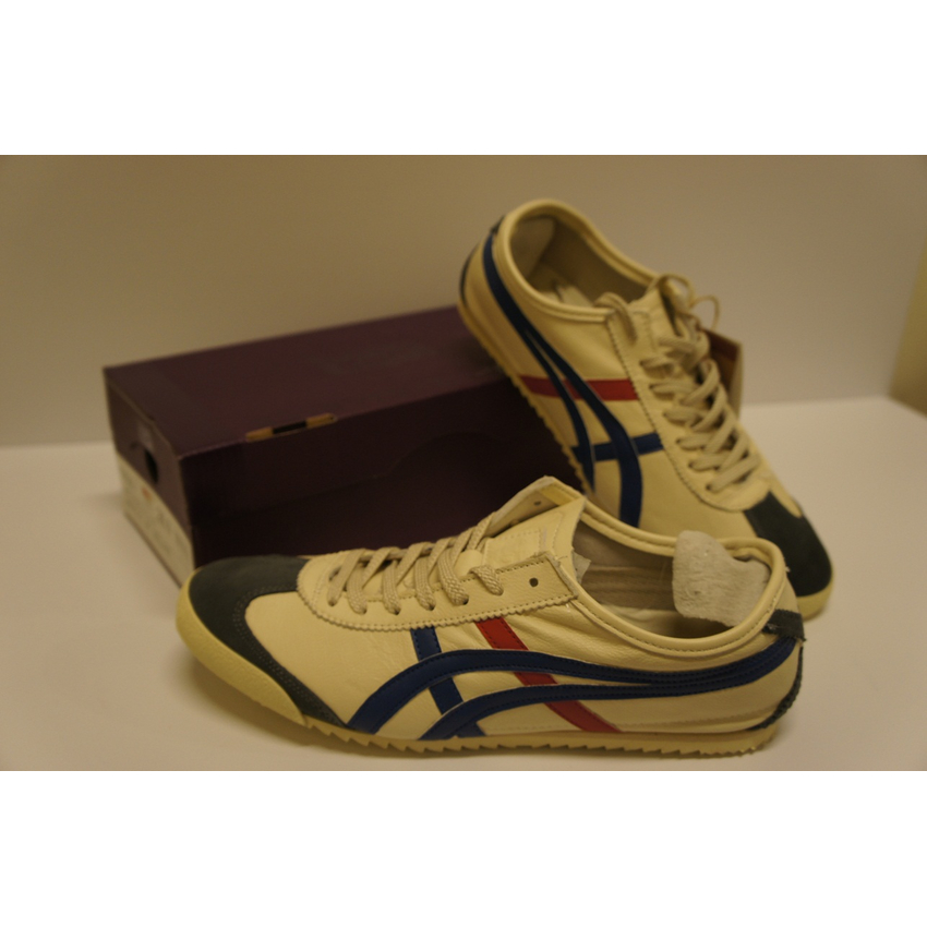big sale fd7cd 1074f Fashion :: Onitsuka Tiger Mexico 66 Deluxe BiegeBlueRed ...