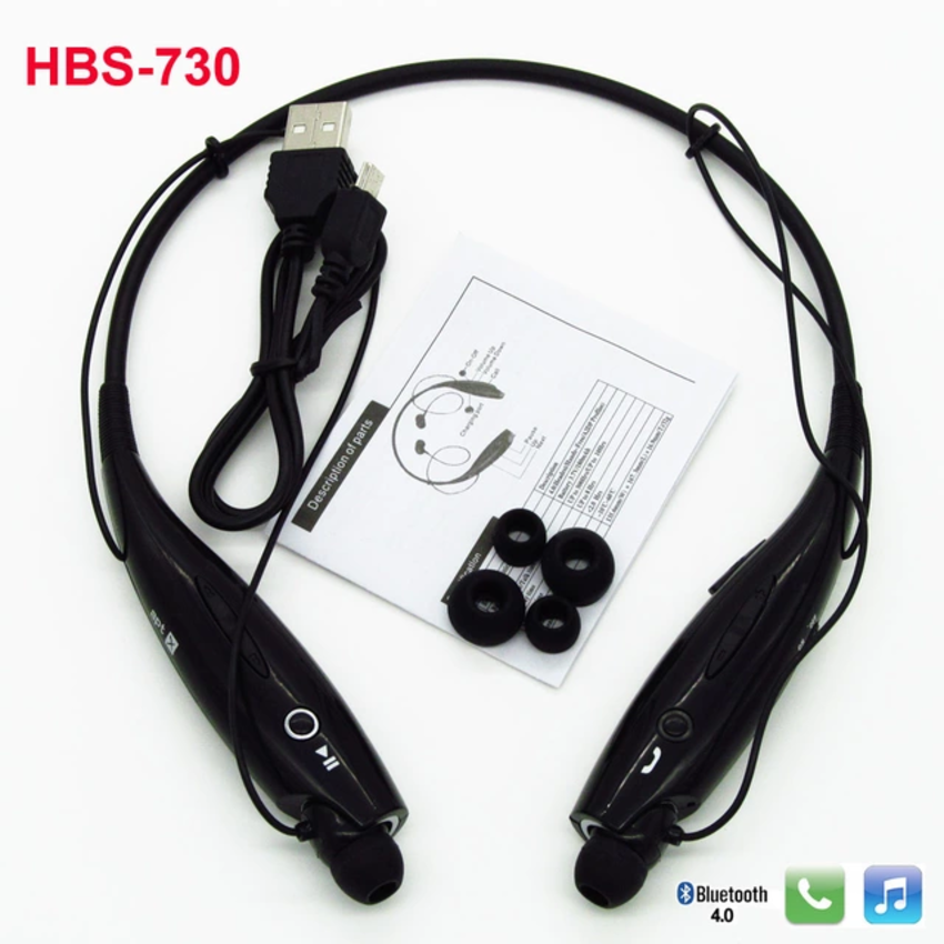 7aa1a490729 HBS-730 Headphone Wireless Bluetooth Universal Stereo Headset For Samsung LG