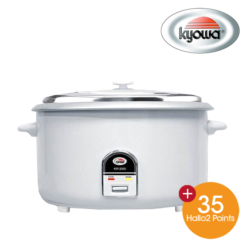 Kyowa KW-2050 Rice Cooker 6 3L 35 cups
