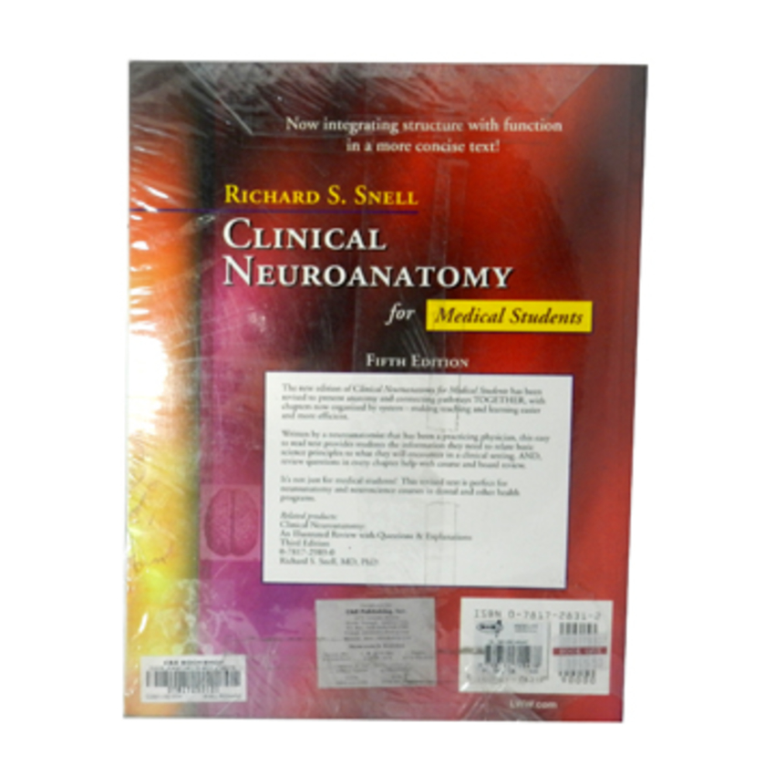 Clinical Neuroanatomy For Medical Students