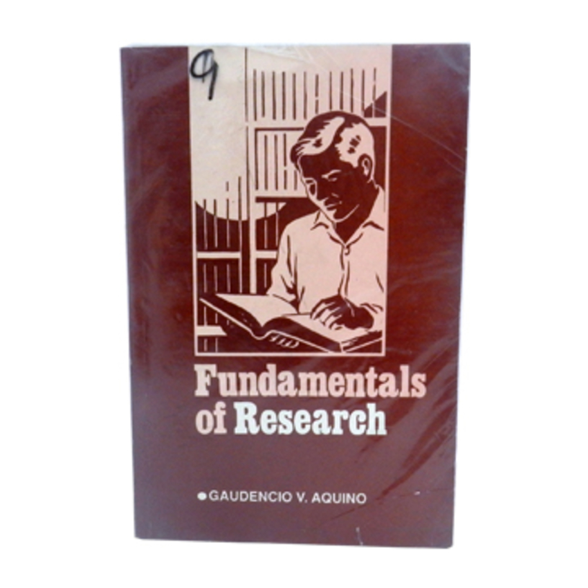 fundamentals of research Designed to help students develop skills in evaluating research and conducting studies, this brief version of the popular, the practice of research in social work.