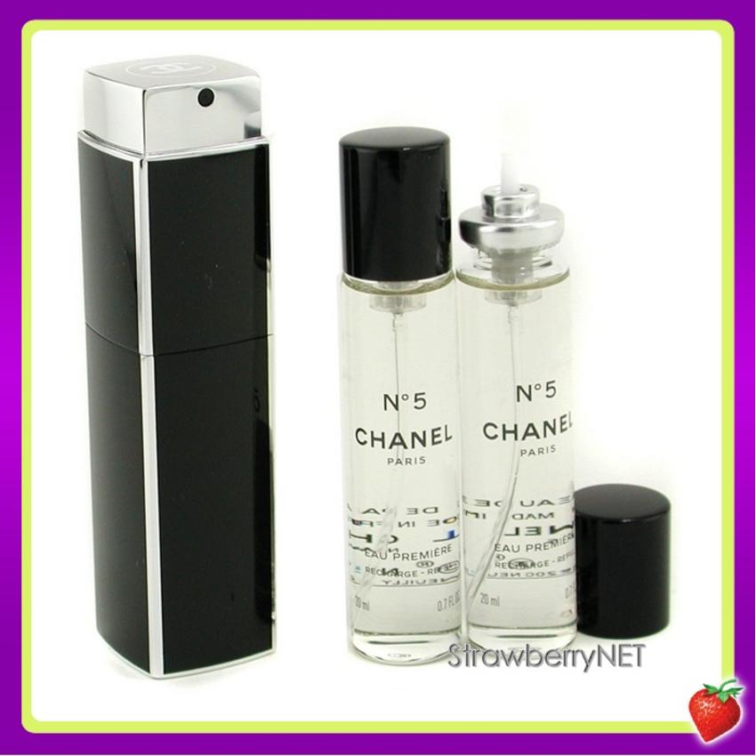 c9cb1ec6 Chanel No.5 Eau Premiere Eau De Parfum Purse Spr