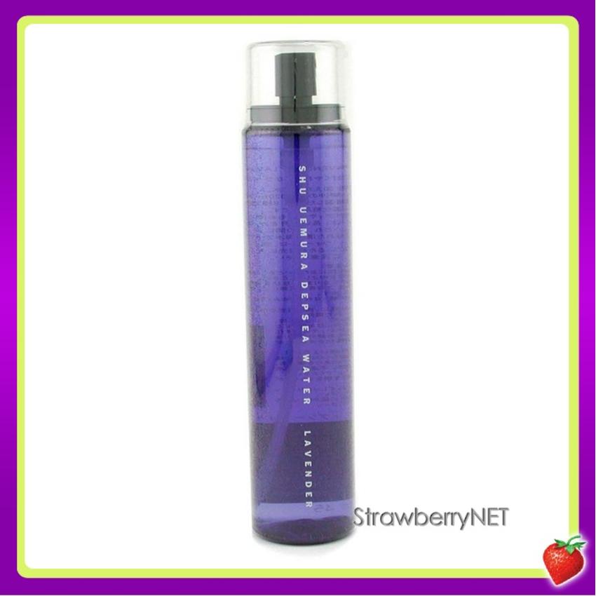 ... treatments>Shu Uemura Depsea Water - Lavender 70109600 150m. Images. Video