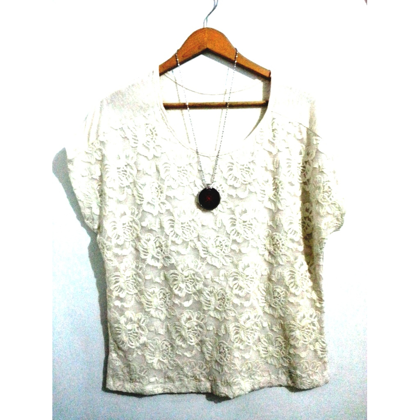 77bf3dc7efdded Fashion :: Women Clothing :: Polo, Shirts, Tops & Blouses :: LACEY ...